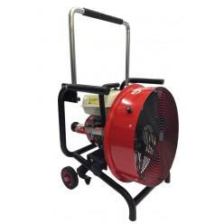 Ventilátor přetlakový PH- V450 motor HONDA GX 200