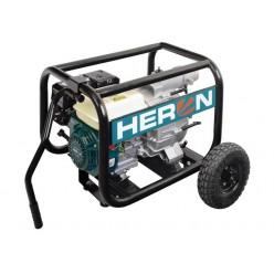 Čerpadlo kalové set - Heron EMPH 80W + 3x savice 2,5m + sací koš + 2x pevná spojka