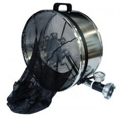Pěnotvorné zařízení k přetlakovému ventilátoru