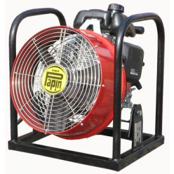 Ventilátor přetlakový PAPIN 350 (Honda GX 100)