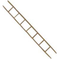 Žebřík sportovní dřevěný
